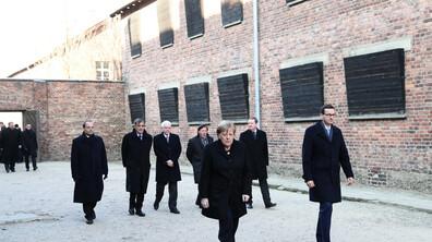 Меркел дари 60 млн. евро за музея на жертвите на Холокоста