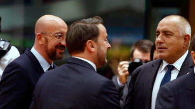 Започна срещата на върха на ЕС