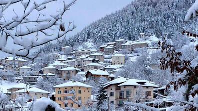 Красотата на зимата в снимки