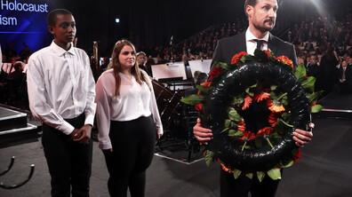Световни лидери почетоха жертвите на Холокоста
