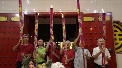 Страните от Източна Азия посрещнаха новата година