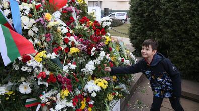 България се прекланя пред паметта на Васил Левски