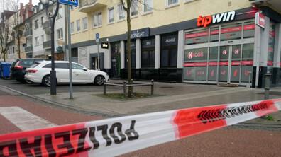 Стрелба в Германия