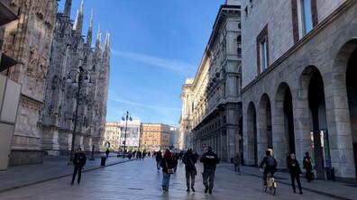 Коронавирусът притесни Италия