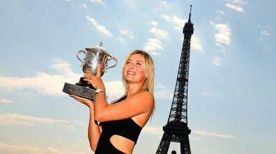 Мария Шарапова сложи край на кариерата си
