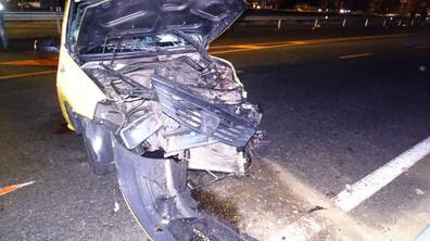 Тежка катастрофа край Симитли, мъж загина