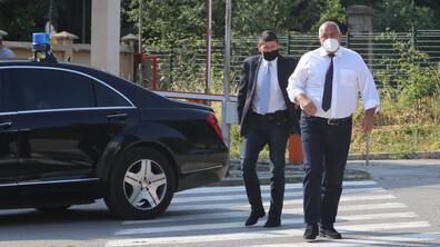Борисов: Прокуратурата прави тези публични събития, за да се угоди на президента