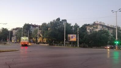 Полиция премахна новата блокада в София