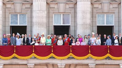Какво образование имат членовете на кралското семейство