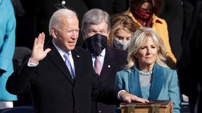 Официално: Джо Байдън се закле като 46-ия президент на САЩ