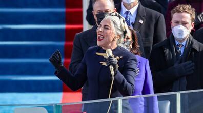 Лейди Гага и Джей Ло - ангелските гласове на инаугурацията на Байдън