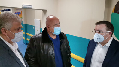"""Борисов даде указание за възобновяване на """"зелените коридори"""""""