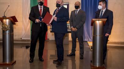 Гешев награди магистрати и прокурори