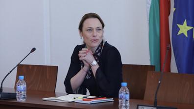 Председателят на НС Ива Митева представи обновения интернет портал на законодателната институция
