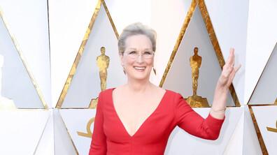 Кралицата на Холивуд Мерил Стрийп на 72