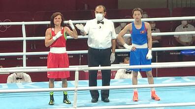 Боксьорката Стойка Кръстева стартира с победа на Олимпиадата