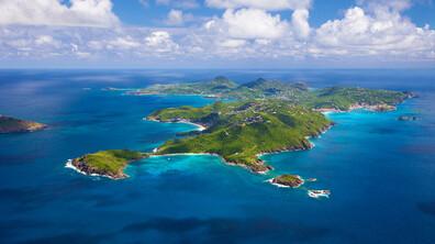 Най-красивите острови на планетата