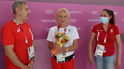 Край на състезателната кариера на Мария Гроздева (СНИМКИ)