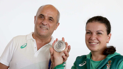 Антоанета Костадинова се завърна в България след успеха на Олимпиадата