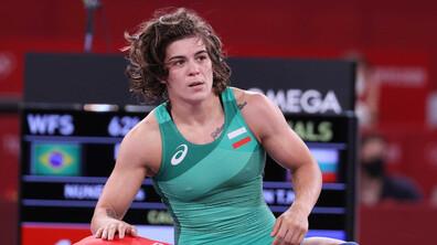 Тайбе Юсеин ще се бори за бронз на Олимпиадата
