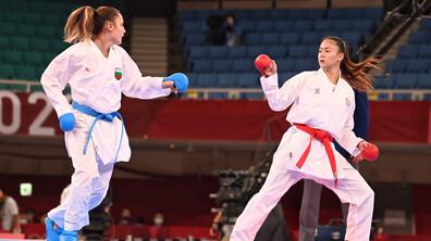 Ивет Горанова е първата българска олимпийска шампионка в Токио