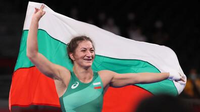 Евелина Николова донесе нов медал за България от Токио