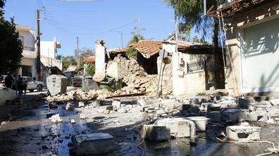 Силно земетресение разтърси Гърция, има загинал (ГАЛЕРИЯ)