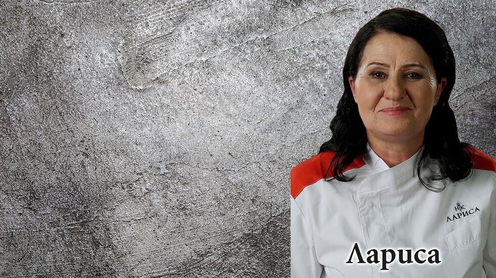 Лариса Тодорова
