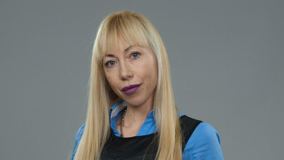 Василена Деспотова