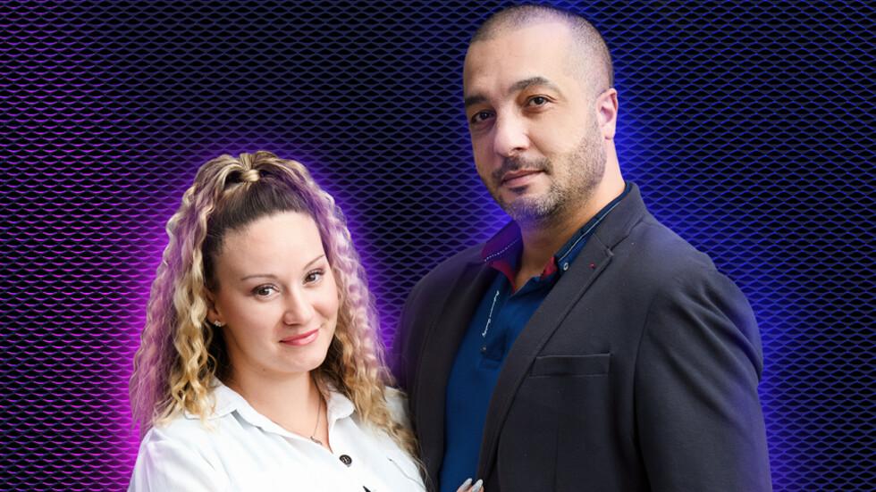 Полина и Мохамед