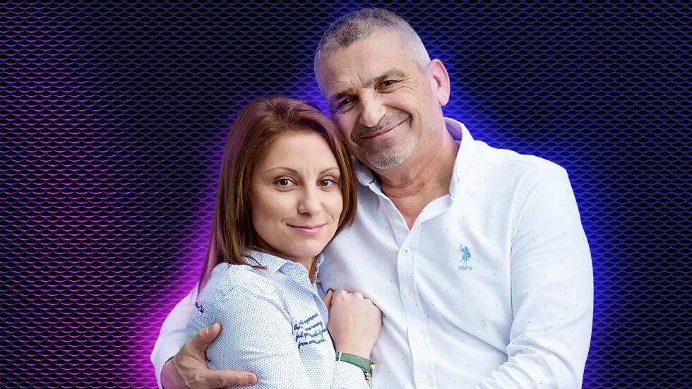 Деница и Николай