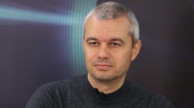 Костадин Костадинов и Елена Гунчева