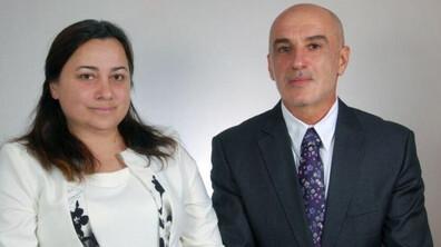 Благой Петревски и Савина Хаджийска