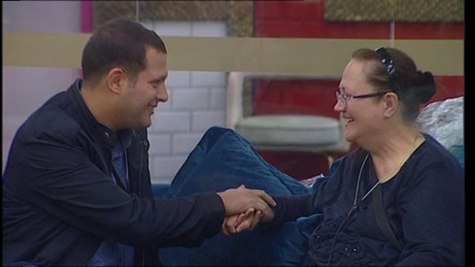 Голяма радост за Ваня: Синът ѝ влезе в Къщата - VIP Brother 2018
