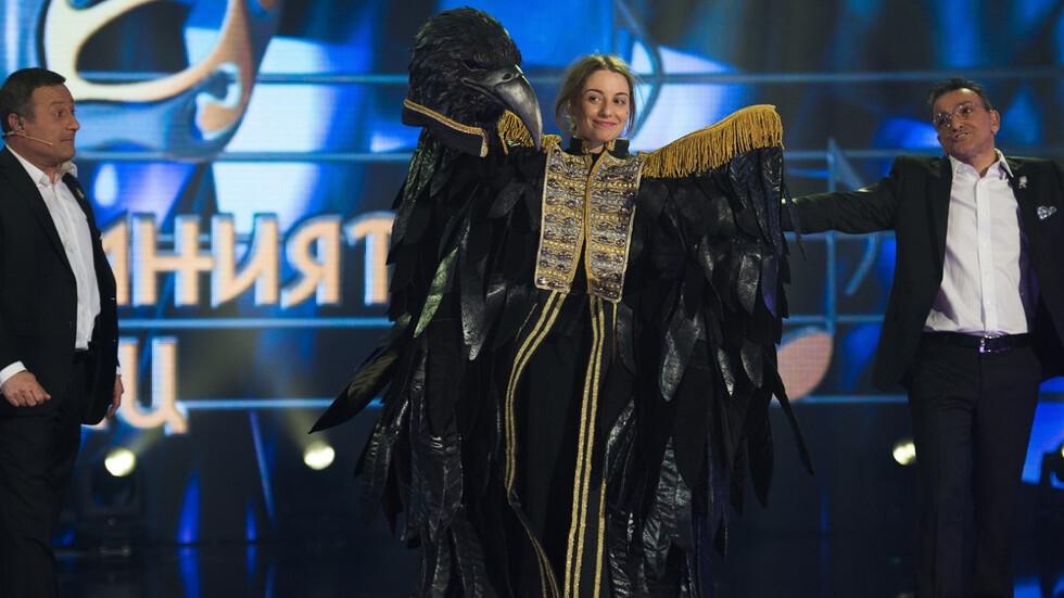 """Близо 1 милион души са проследили финала на """"Маскираният певец"""""""