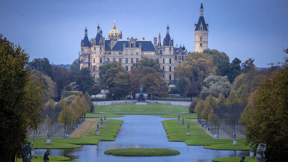 Замъкът Шверин