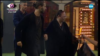 Ваня напуска изненадващо Къщата на VIP Brother 2018