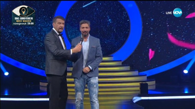 Стефан е третият финалист във VIP Brother 2018