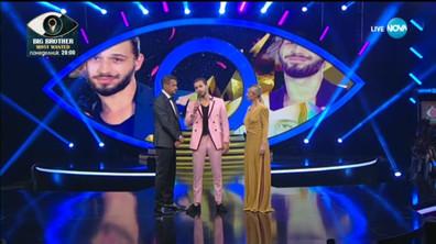 Константин заема почетното второ място във VIP Brother 2018