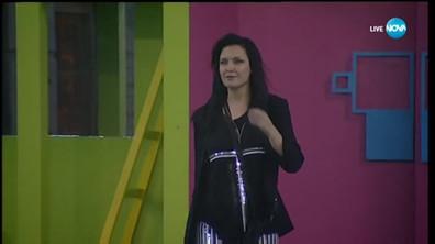 Първи впечатления на Жени Калканджиева от Къщата на Big Brother Most Wanted