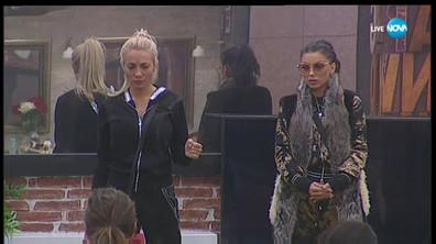Златка и Емануела нарушават правилата на Big Brother: Most Wanted 2018