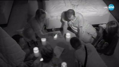 Ритуал със свещи буквално разбунва духовете