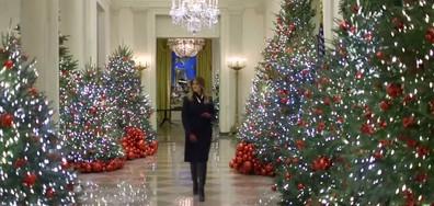 Фенове почетоха Бернардо Бертолучи и коледната украса в Белия дом