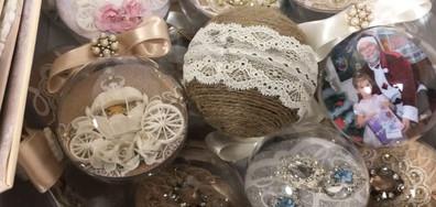 БЪРЗО, ЕВТИНО И КРАСИВО #5: Лесни идеи за коледна украса у дома