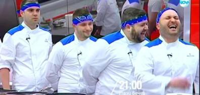 В Hell's Kitchen България на 6 март в 21.00 ч. по NOVA