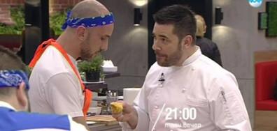 В Hell's Kitchen България на 7 март в 21.00 ч. по NOVA