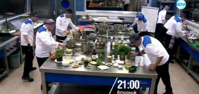 В Hell's Kitchen България на 12 март в 21.00 ч. по NOVA