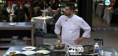 В Hell's Kitchen България на 26 март в 21.00 ч. по NOVA