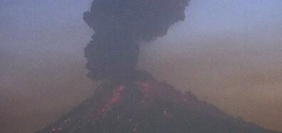 Вулканът Попокатепетъл изригна отново и нов метод за диагностициране на рак на пикочния мехур