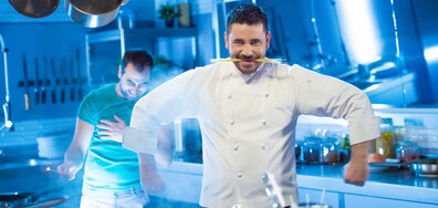 В Hell's Kitchen България на 11 април в 21.00 ч. по NOVA